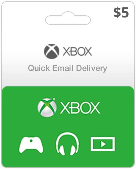 5 Xbox Gift Card - 5 xbox digital gift card email delivery nepalgiftcards buy giftcards online in nepal