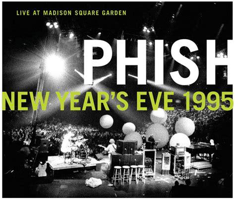 phish new years tickets new year s 1995 phish