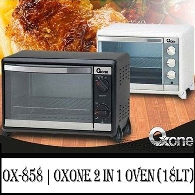 Oven Oxone Ox 858br jual ox 858br 4in1 oven oxone bbq rottiseries