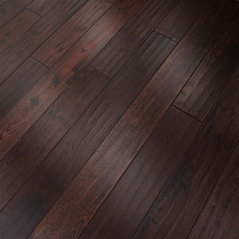 solid oak flooring wood flooring classic aged whiskey oak 18x150mm handscraped abcd grade solid wood flooring