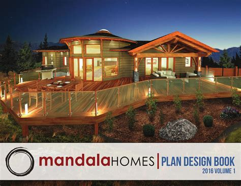 mandala homes plan design book 2016 volume one by mandala