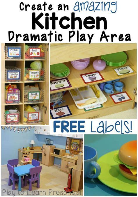 dramatic play kitchen play  learn preschool bloglovin