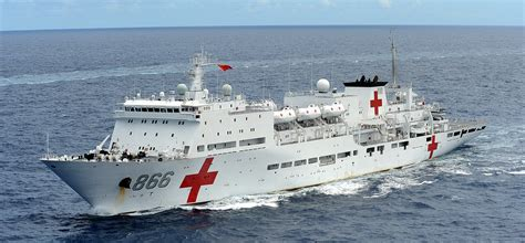 hospital ship type 920 hospital ship daishandao during of