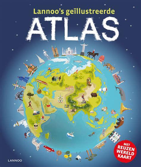 atlas del mundo 8416363986 lannoo s ge 239 llustreerde atlas terra publishing