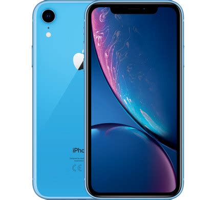 apple iphone xr 64gb blue new