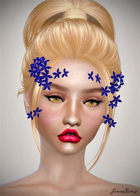 bow headband at jenni sims 187 sims 4 updates 1000 images about ts4 cc accessories on pinterest tiara