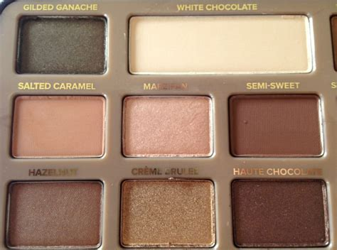 Inez Eyeshadow Palette Review faced chocolate bar eyeshadow palette review swatches