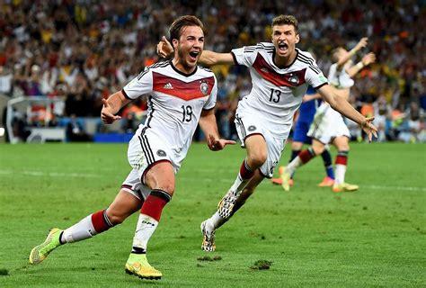 wann ist das finale der wm 2014 wm 2014 sieg im finale gegen argentinien traumtor