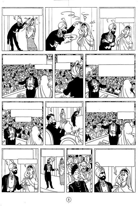 Livre De Coloriage Tintin | Imprimer et Obtenir une