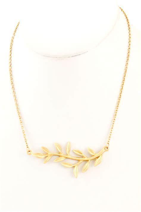 Branch Necklace branch pendant necklace necklaces