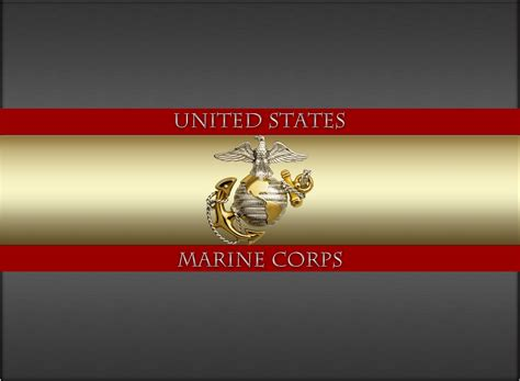 marine corps powerpoint template usmc desktop backgrounds wallpaper cave