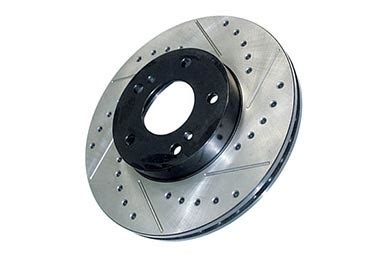 Disc Brake Drill Slot By Brembo Untuk Toyota New Yaris Type S F drilled vs slotted rotors what are the best brake rotors