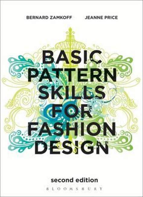 zamkoff pattern making basic pattern skills for fashion design bernard zamkoff