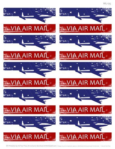 Par Avion Par E Mail 1000 images about snailmail printables on