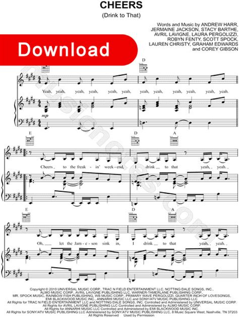 theme song to cheers cheers theme song piano sheet music
