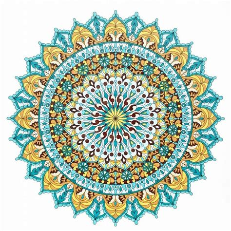 colored mandalas 17 best images about finished mandalas in color on