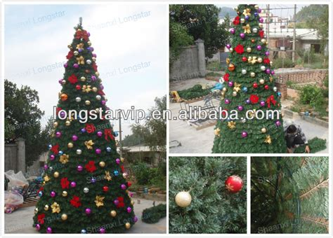 outdoor giant christmas tree steel stand 16 5feet buy