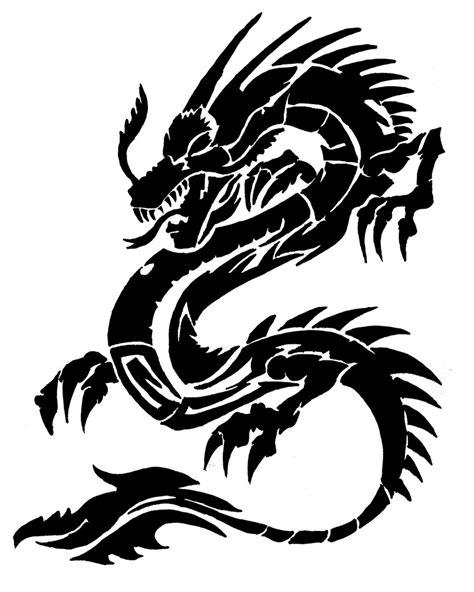 tattoo dragon logo chinese dragon by deadwoodman deviantart com on