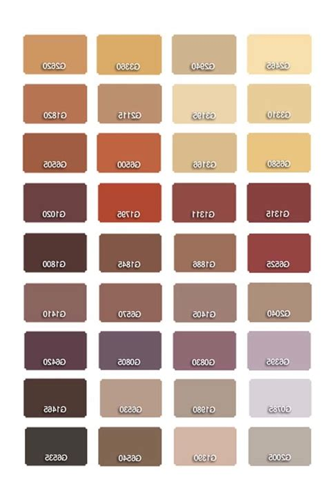 palette de couleur peinture murale meilleures images d inspiration pour votre design de maison