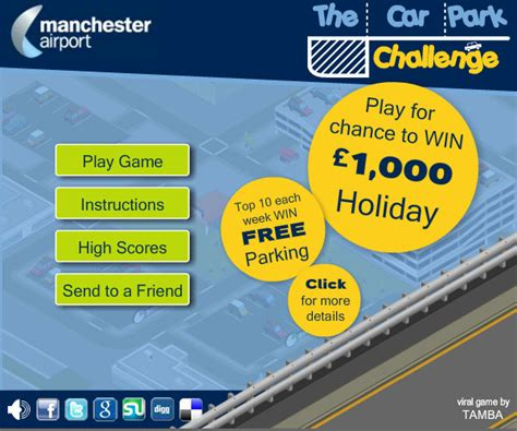 carpark challenge best airport parking play free