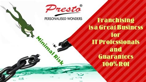 best roi franchise franchising is a great business for it professionals and