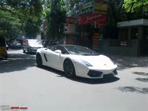 Lamborghini On The Road Harris Jayaraj S Lamborghini On Road Cars India