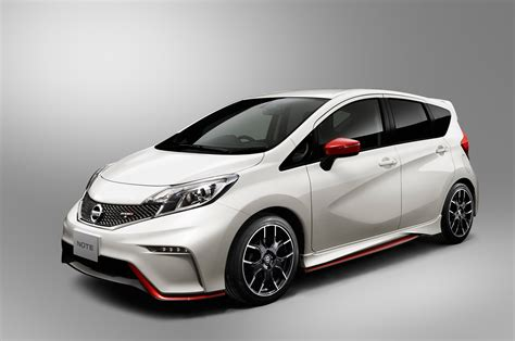 nismo nissan nissan note nismo is japan s next hatch motor trend wot