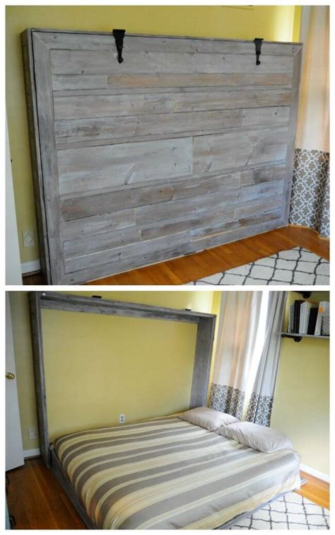 murphy bed cabinet diy 18 best diy murphy bed ideas and designs for 2017