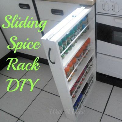 diy corner spice rack my new sliding spice rack diy stove the gap and corner