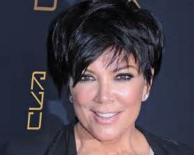 kris jenner hair color kris jenner and her short layered haircut hair world