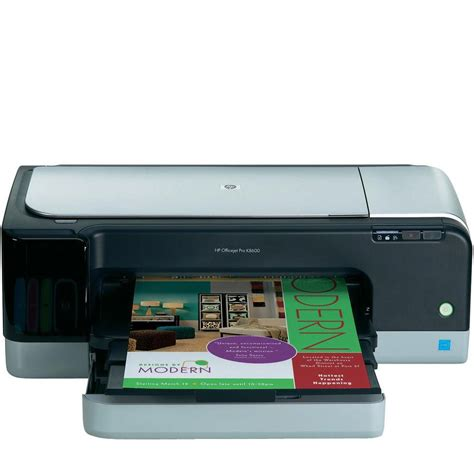 hp officejet pro k8600 a3 colour inkjet printer cb015a