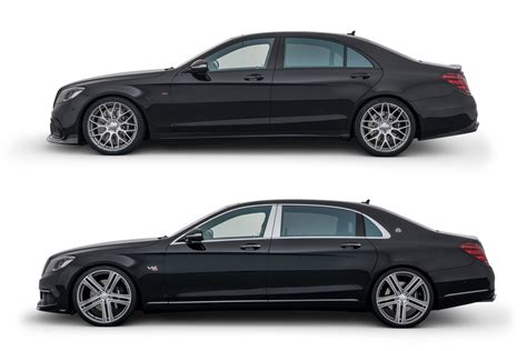 Brabus Mercedes by New Mercedes S 63 4matic And Mercedes Maybach S 650