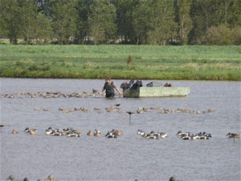 attelage canard hutte chasse hutte hondschoote sauvaginier du 62