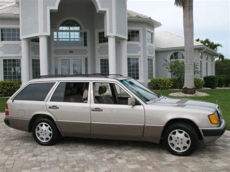 how cars engines work 1993 mercedes benz 300te interior lighting 1993 mercedes benz 300te wagon w124 estate loaded 7 pass low miles very nice for sale