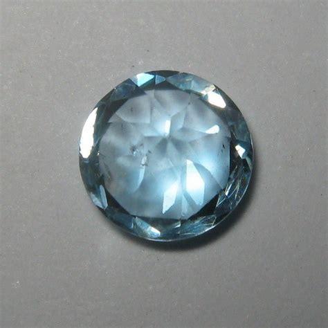 Batu Blue Topaz 4 50 Karat batu permata topaz sky blue cut 1 50 carat