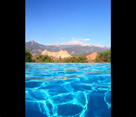 Garden Of The Gods Pool 69 Exquisite Infinity Pools That Will Your Mind