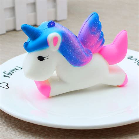 Squishy Anggur Anti Stress Splat Squish Promo anti stress squishy giocattoli lento aumento kawaii galaxy orso gelato unicorno animale jumbo