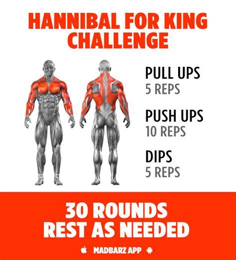 king challenge hannibal for king challenge