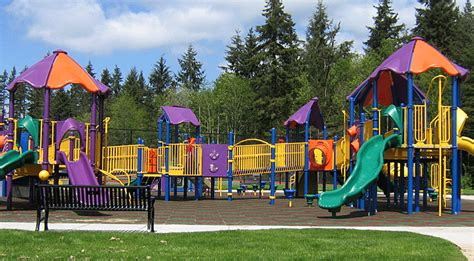 best playgrounds in the south puget sound