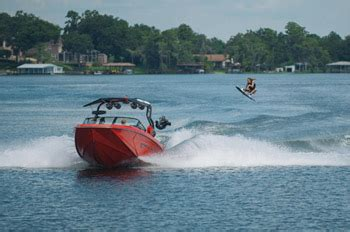 wake boat of the year super air nautique g23 honored as wakeboard boat of the year