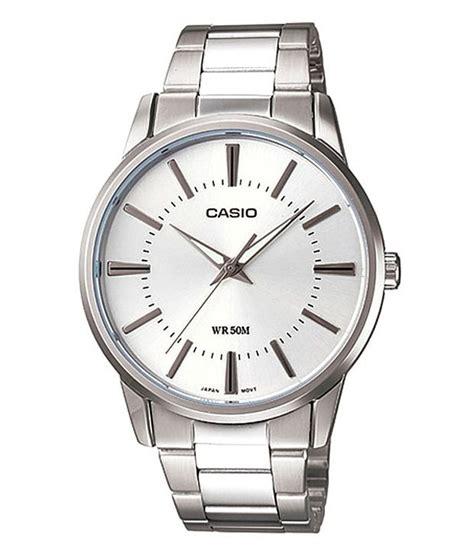 Casio Mtp Ltp V002 List Silver casio white silver wrist for price in india
