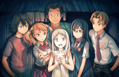 anime anohana anohana computer wallpapers desktop backgrounds