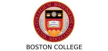 boston college colors education next