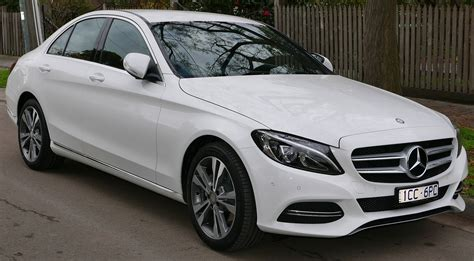 Mercedes Wi by Mercedes C Class