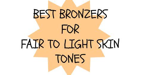 best bronzer for light skin best bronzers for light skin tones smashinbeauty