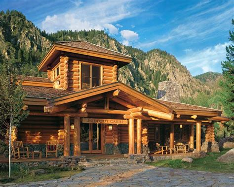 luxury log cabin homes affordable luxury for log homes 12 ways to add luxury to