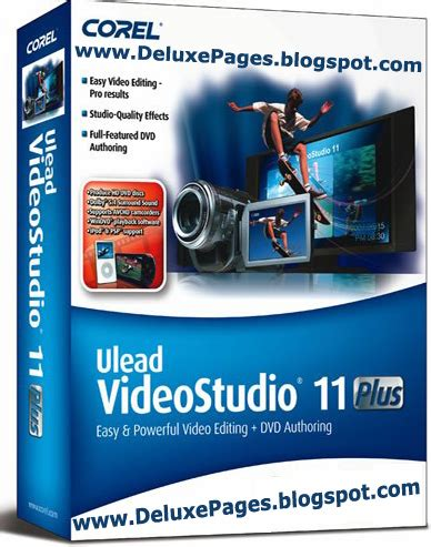 ulead video editing software free download full version with crack download ulead video studio 11 plus full version for free