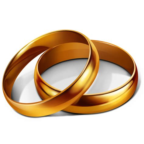 wedding rings marriage gifts 128px icon gallery