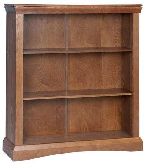 Antique Low Bookcase antique oak low bookcase