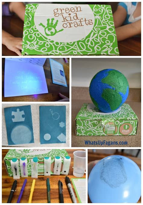 green kid crafts review green kid crafts the crafty way to get your into science